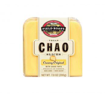 Field Roast Chao Cheese Creamy Original